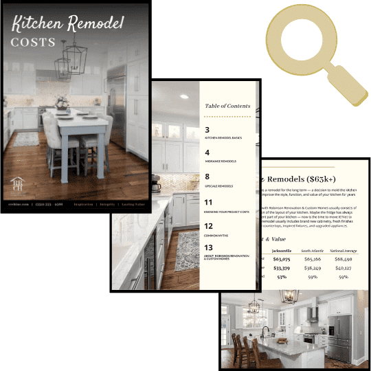 Sneak Peak Kitchen Remodel Cost Guide